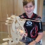 Whirligig Toys - Gearbot Ready to Fire