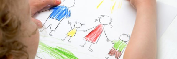 Help your child to draw lovely pictures