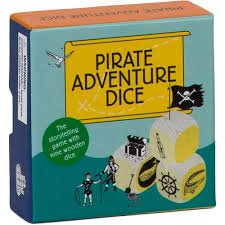 Story Dice - Pirate Adventure