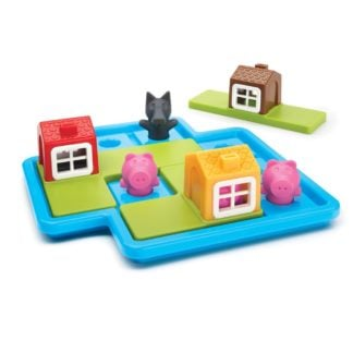 Whirligig Toys - 3 Little Piggies Logic Game 2