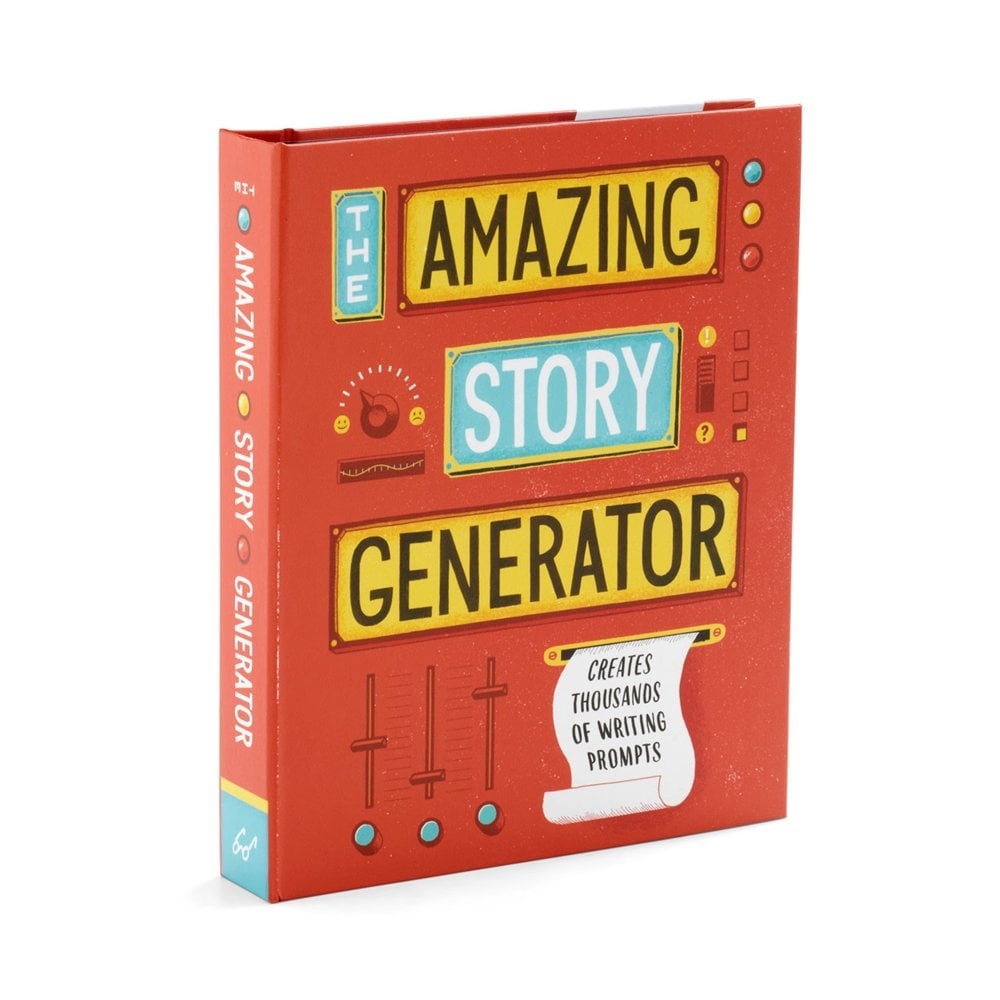the amazing story generator creates thousands of writing prompts