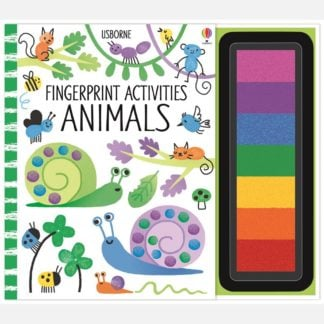 Whirligig Toys - Fingerprint Activities Animals 1