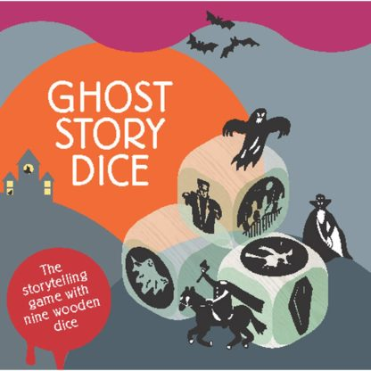 Whirligig Toys - Ghost Story Dice 1