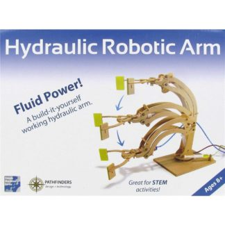 Whirligig Toys - Hydraulic Robotic Arm Model 1