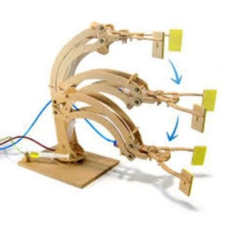 Whirligig Toys - Hydraulic Robotic Arm Model 2