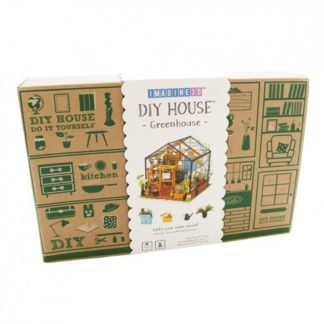 Whirligig Toys - Imagine 3D Greenhouse 1