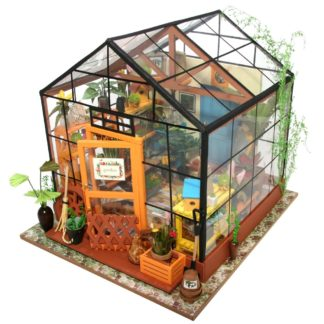 Whirligig Toys - Imagine 3D Greenhouse 2