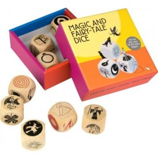 Whirligig Toys - Magic Fairy Tale Dice 1