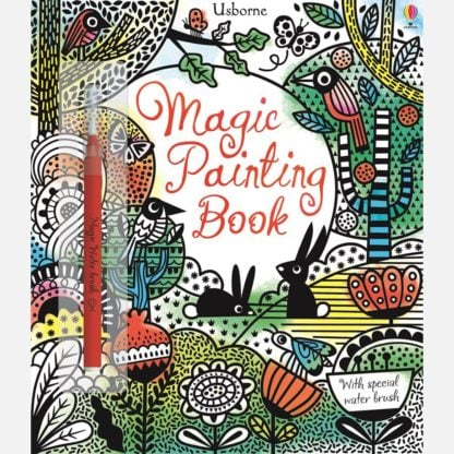 Whirligig Toys - Magic Painting Book 1