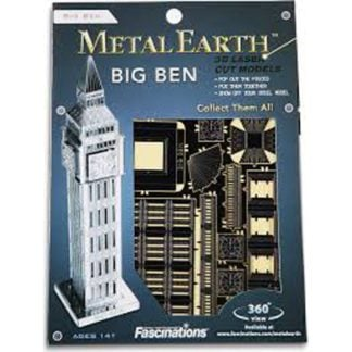 Whirligig Toys - Metal Earth Big Ben 1