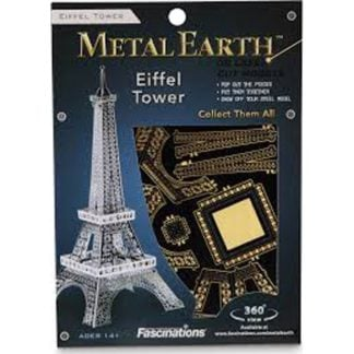 Whirligig Toys - Metal Earth Eiffel Tower 1