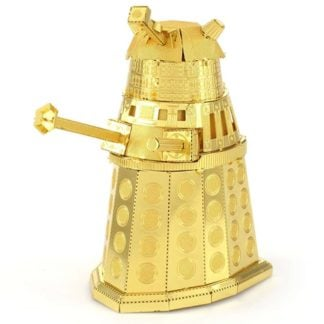 Whirligig Toys - Metal Earth Gold Dalek 2