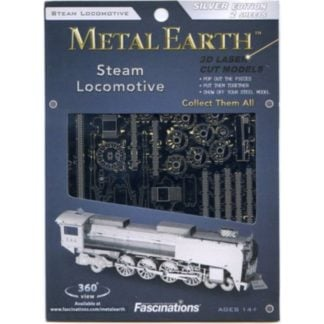 Whirligig Toys - Metal Earth Locomotive 1