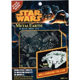 Whirligig Toys - Metal Earth Millennium Falcon 1