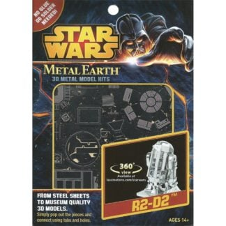 Whirligig Toys - Metal Earth R2D2