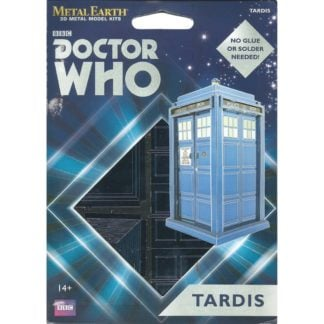 Whirligig Toys - Metal Earth Tardis 1