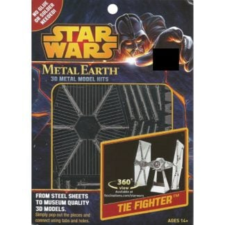 Whirligig Toys - Metal Earth Tie Fighter 1