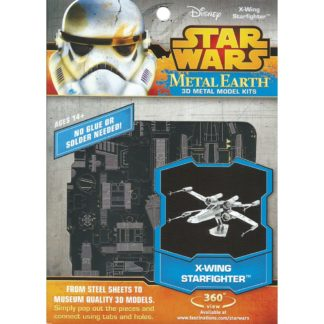 Whirligig Toys - Metal Earth X Wing 1