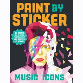 Whirligig Toys - Paint By Sticker Music Icons 1