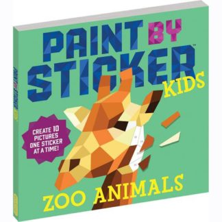 Whirligig Toys - Paint By Sticker Zoo