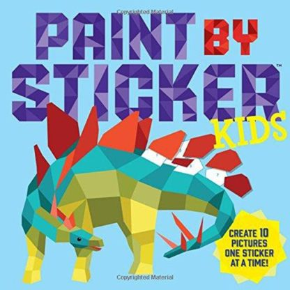 Whirligig Toys - Paint By Stickers Kids 1