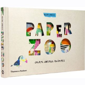 Whirligig Toys - Paper Zoo 1