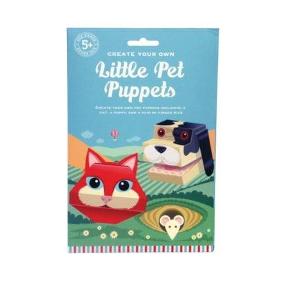 Whirligig Toys - Pet Puppets 1