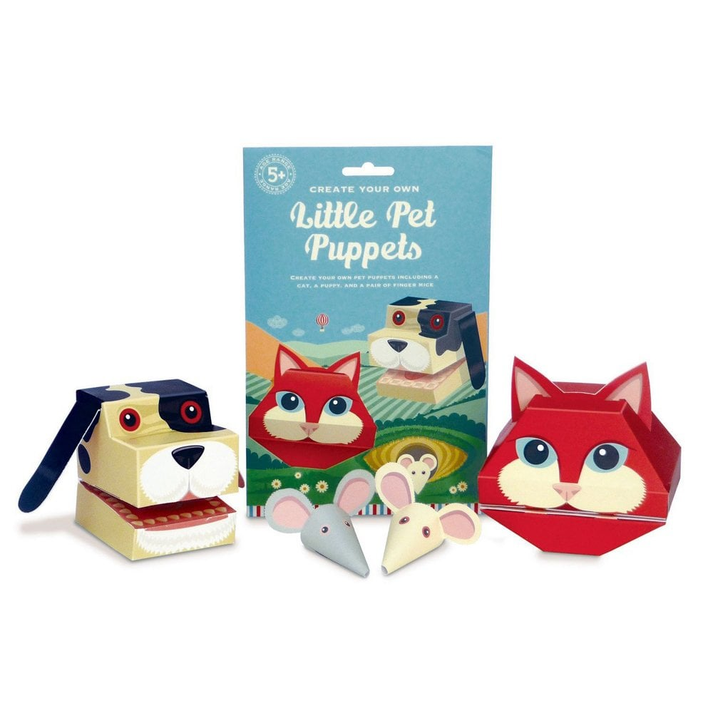 Whirligig Toys - Pet Puppets 2