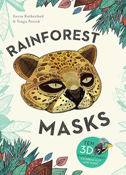 Whirligig Toys - Rainforest Masks 1