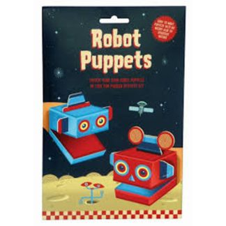 Whirligig Toys - Robot Puppets 1