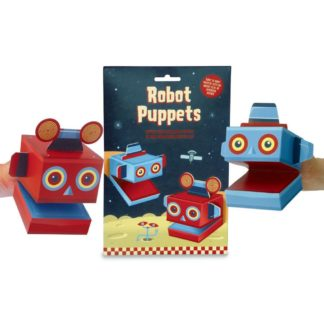 Whirligig Toys - Robot Puppets 2