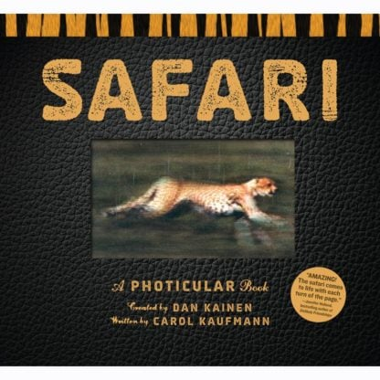 Whirligig Toys - Safari Photicular Book 1