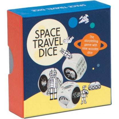 Whirligig Toys - Space Story Dice 1