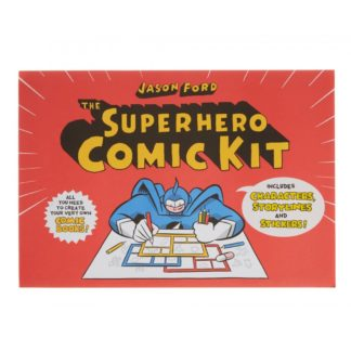 Whirligig Toys - Superhero Comic Making Kit 1