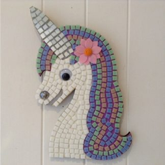 Whirligig Toys - Unicorn Mosaic Kit 2