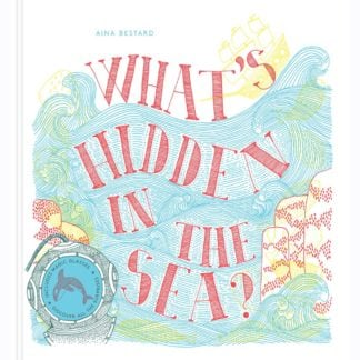 Whirligig Toys - What's Hidden In The Sea 1