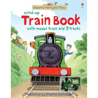 Whirligig Toys - Wind Up Train Book 1