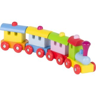 Whirligig Toys - Wooden Magnetic Train 1