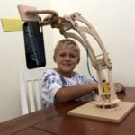Whirligig Toys I Made This Hydraulic Arm