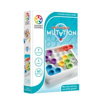 Whirligig Toys - Anti Virus Mutation 1