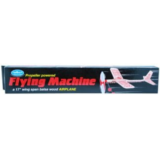 Whirligig Toys - Balsa Flying Machine 1