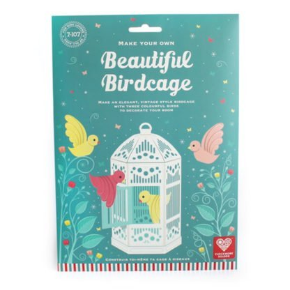 Whirligig Toys - Beautiful Birdcage 1