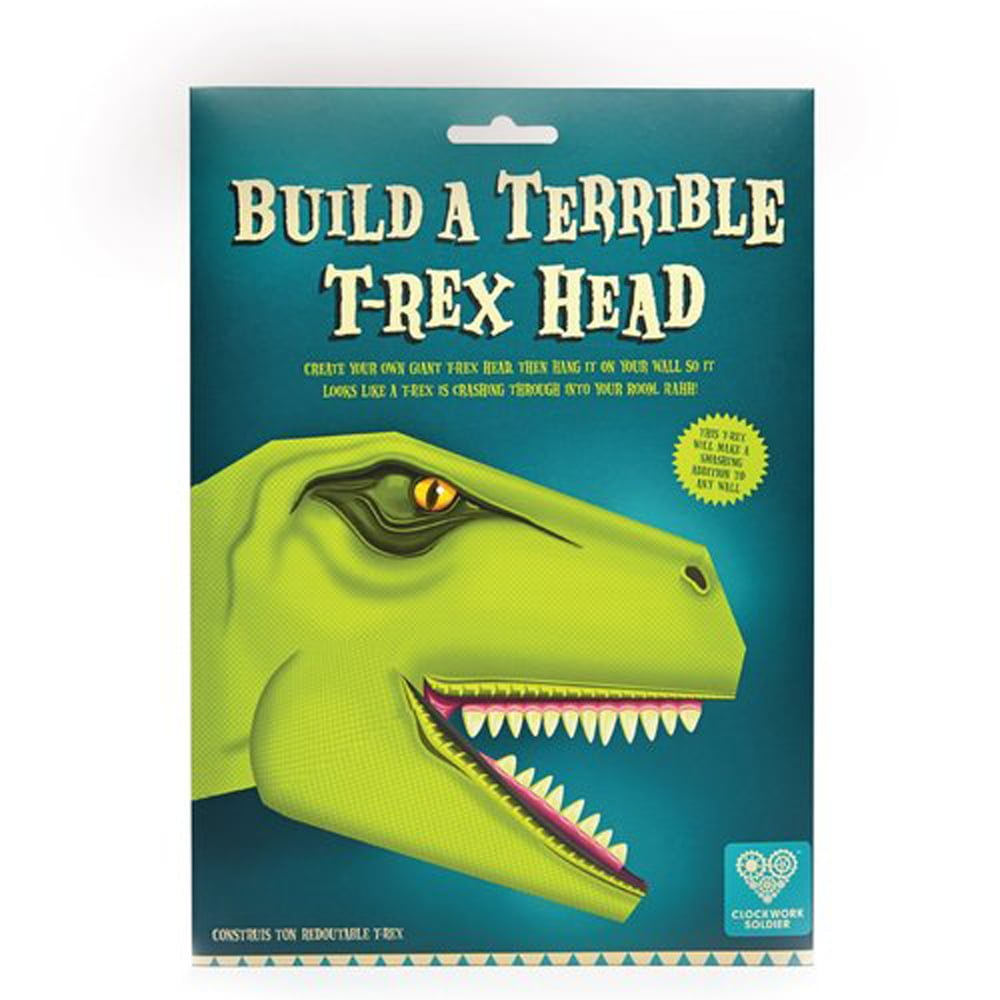 Whirligig Toys - Build A T-Rex 1