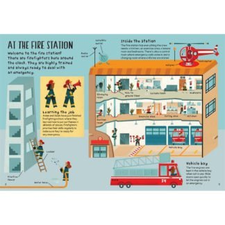 Whirligig Toys - Busy Build Fire Station 2