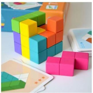 Whirligig Toys - Djeco Cubissimo 2