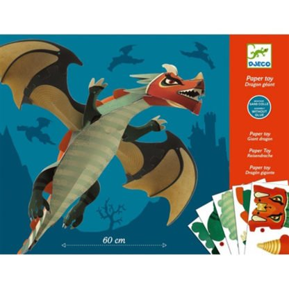 Whirligig Toys - Djeco Dragon Model 1