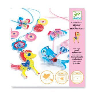 Whirligig Toys - Djeco Magic Plastic 1
