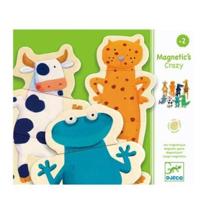 Whirligig Toys - Djeco Magnetic Animals 1