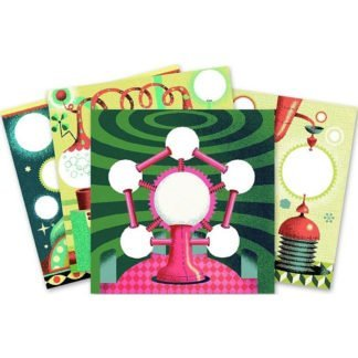 Whirligig Toys - Djeco Spiral Gwen 2-002