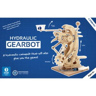 Whirligig Toys - Hydraulic Gearbot 1
